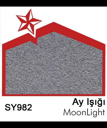 Starbond Metal Kiremit Ay Işığı Renkleri