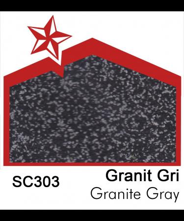 Starbond Metal Kiremit Granit Renkleri