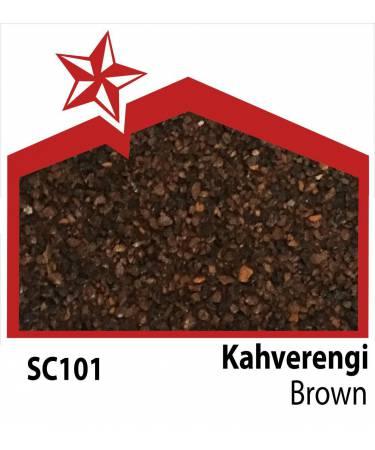Starbond Metal Kiremit Kahverengi Renkleri
