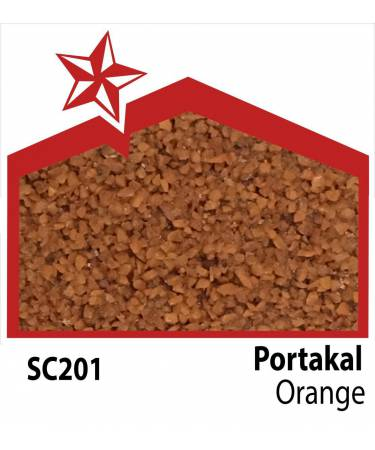 Starbond Metal Kiremit Portakal Renkleri