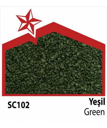 Starbond Metal Kiremit Yeşil Renkleri