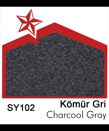 Starbond Metal Kiremit Kömür Gri Renkleri