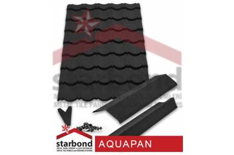 Starbond Metal Kiremit Aqua Pan