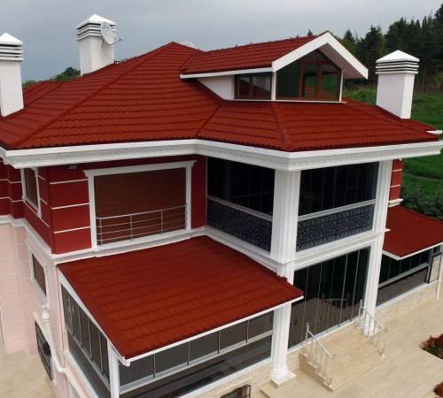 Çatınızı Hayal Edin