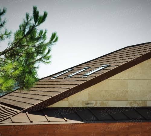 Metal Kiremit Çatı Pencereleri